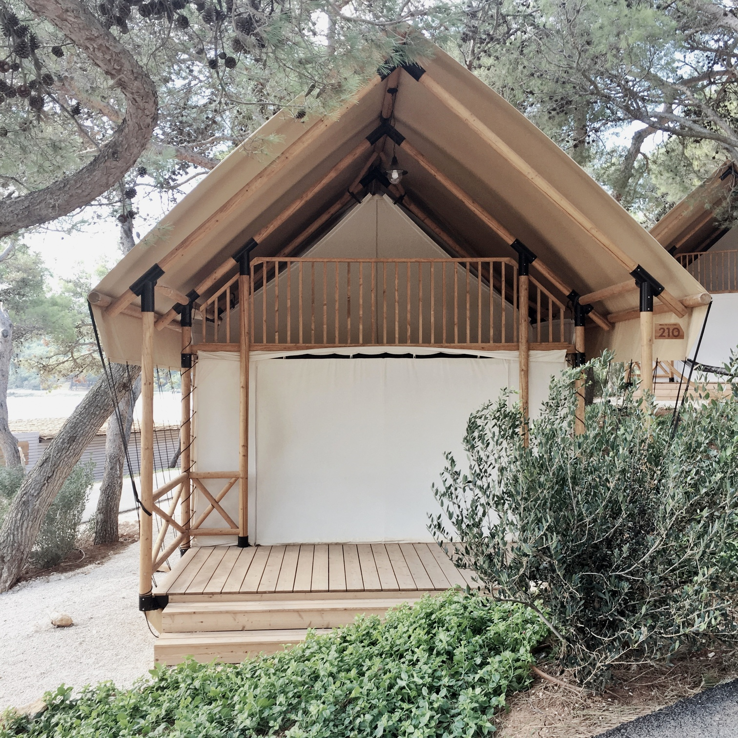 Arena One 99 Glamping Tent