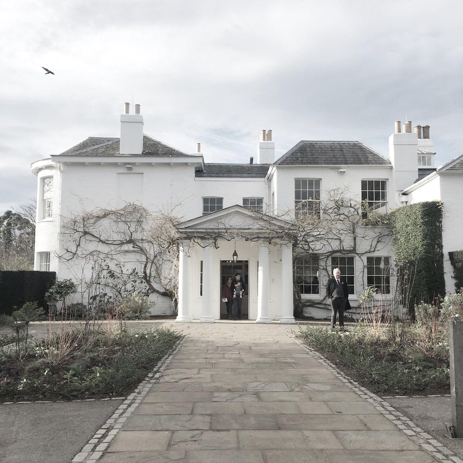 Pembroke Lodge in Richmond Park