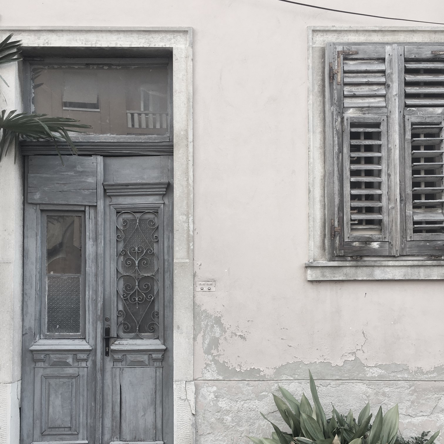 Rustic building in Pula Croatia: Slow Travel Tips