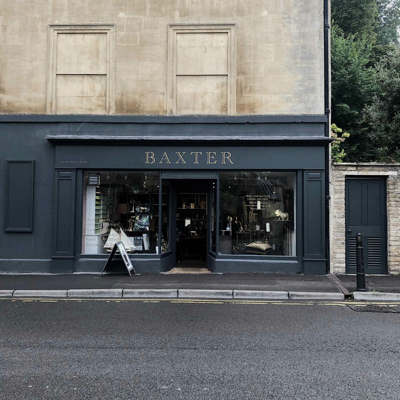 Baxter shop Frome