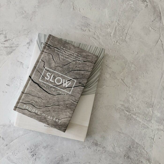 6 Slow Living Lessons from SLOW by Brooke McAlary