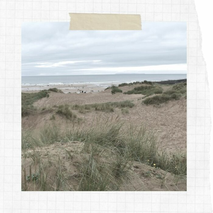 Slow Scrapbook: Sand Dunes in Summer