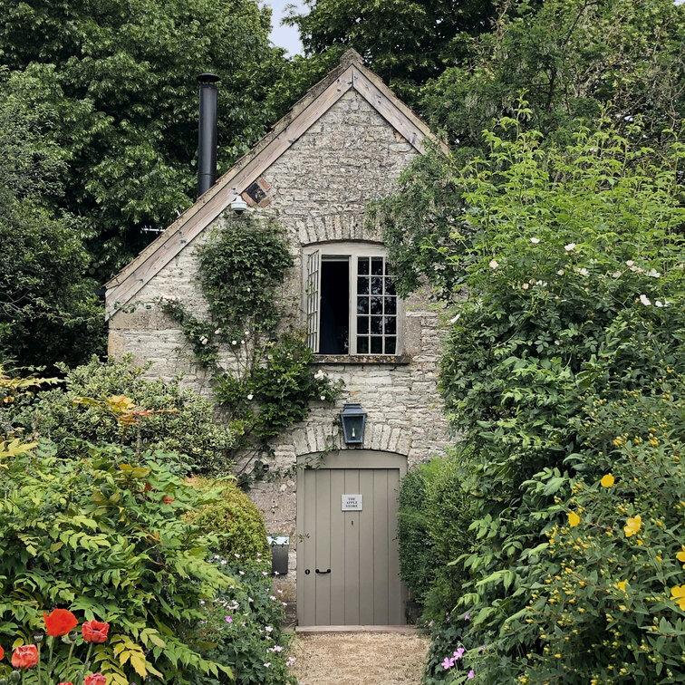 Cottagecore cottage