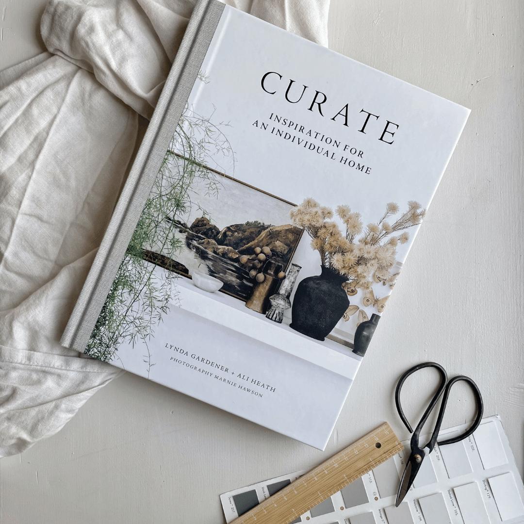 Curate interiors book